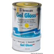 Smalto bicomponente Gel Gloss blu atlantico