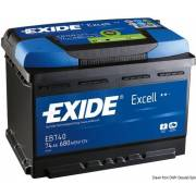 Batteria Excell 62 Ah