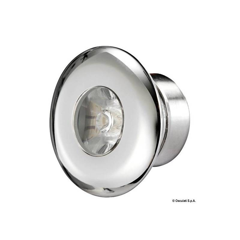 Luce cortesia led bianca for Led luce bianca